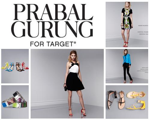Prabal Gurung Target Blog
