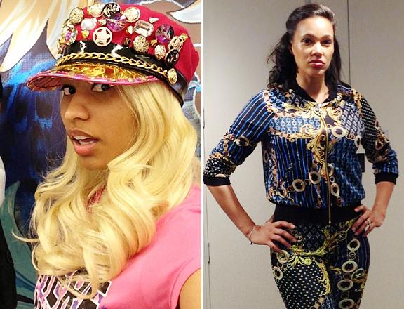 Update Nicki Minaj For Kmart
