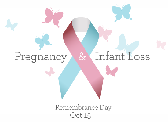 Pregnancy & Infant Loss Remembrance Day