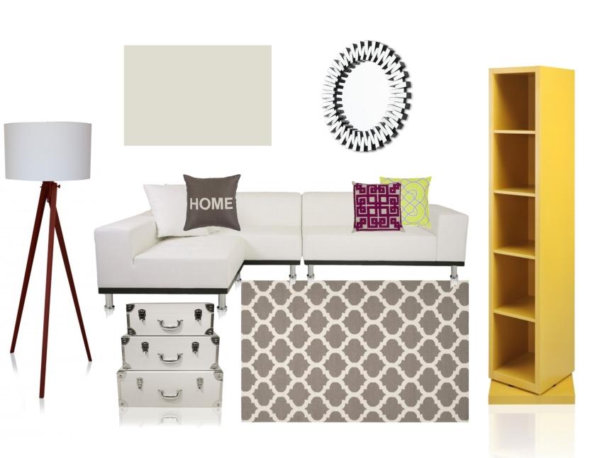 Modani Living Room